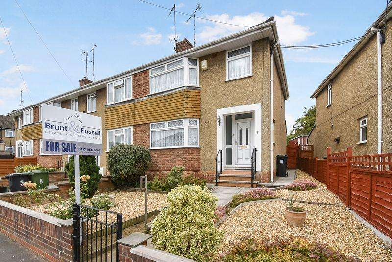3 Bedrooms End Of Terrace House for sale in Yew Tree Drive Kingswood