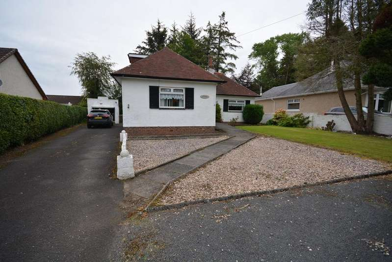 3 Bedrooms Detached House for sale in Clockston Road, Galston, KA4