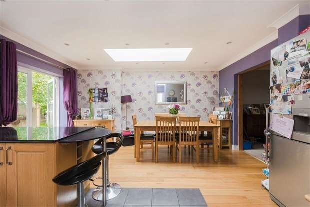 4 Bedrooms Semi Detached House for sale in Thorney Lane South, Richings Park, Buckinghamshire