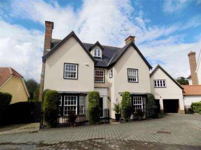 6 Bedrooms Detached House for sale in Little Waltham, Chelmsford, Essex