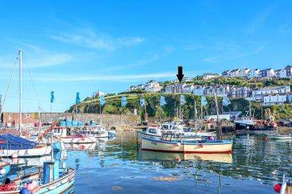 5 Bedrooms Town House for sale in Mevagissey, St. Austell, Cornwall