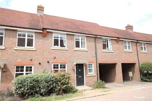 3 Bedrooms Terraced House for sale in Walnut Tree Close, Winslow, Buckingham