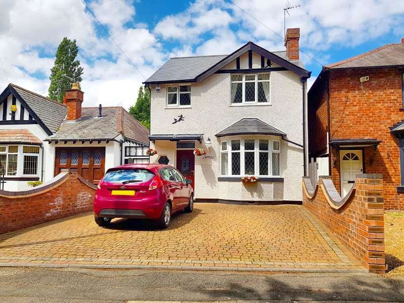 3 Bedrooms Detached House for sale in BUSTLEHOLME LANE, WEST BROMWICH, B71 3AN