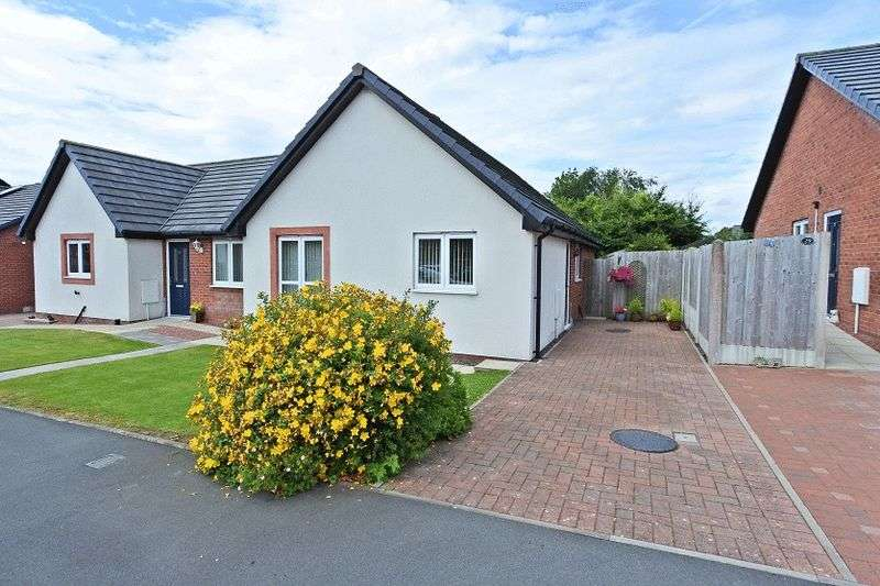 2 Bedrooms Property for sale in Sycamore Drive, Longtown