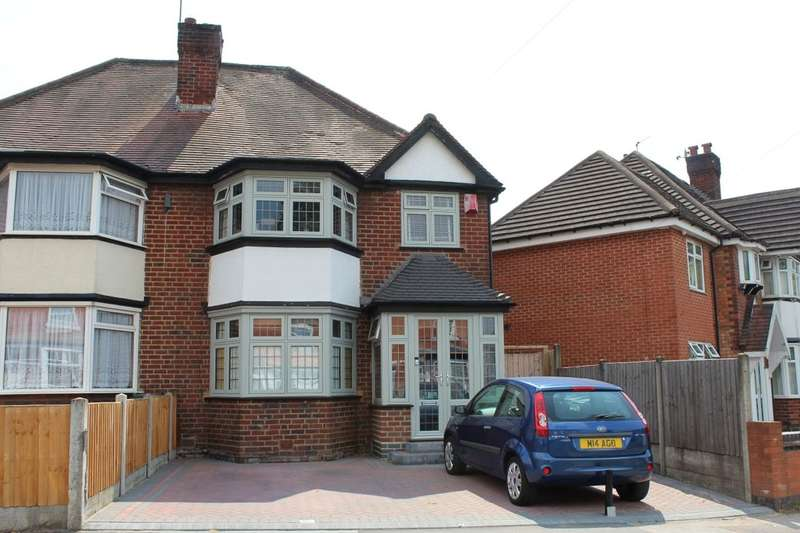 3 Bedrooms Semi Detached House for sale in Mansfield Road, Yardley, Birmingham, B25