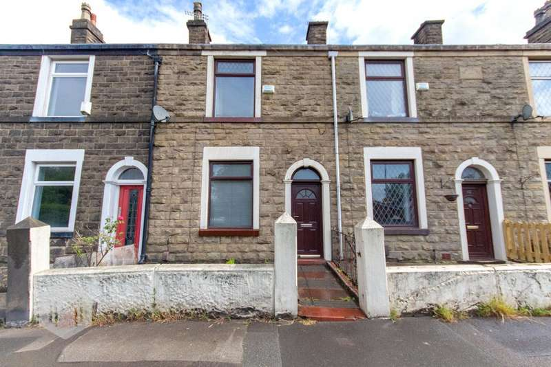 2 Bedrooms Terraced House for sale in Longsight, Harwood, Bolton, BL2
