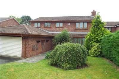 4 Bedrooms House for rent in Barncroft, Runcorn WA7 6RJ