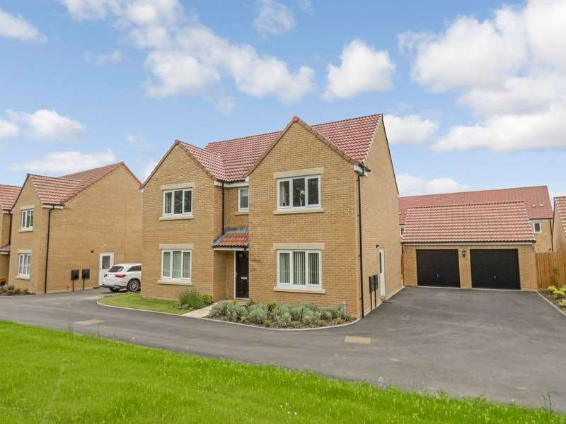 4 Bedrooms Detached House for sale in Blue Albion Street, Retford, Nottinghamshire, DN22