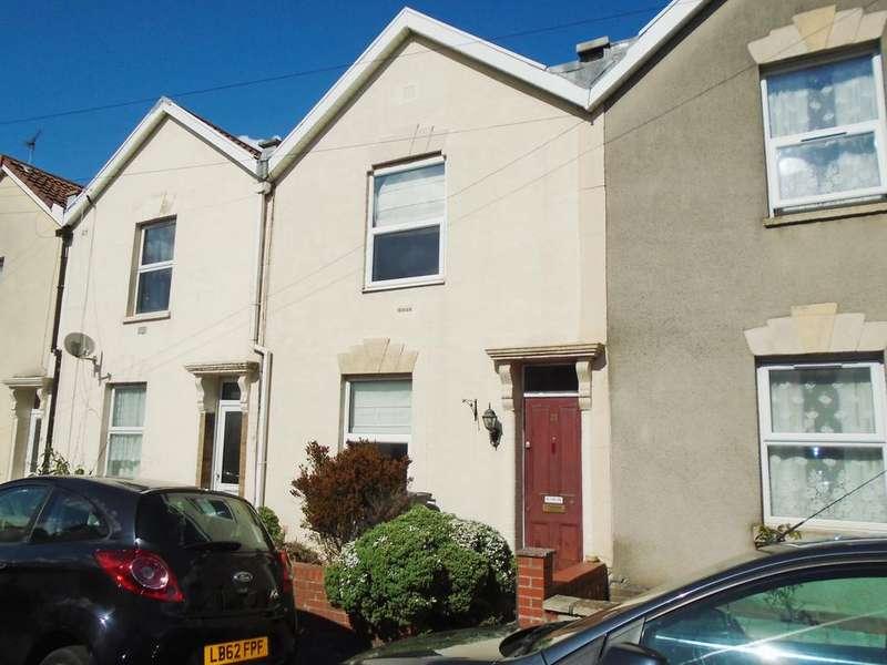 2 Bedrooms Terraced House for sale in Wood Street, Eastville, Bristol BS5