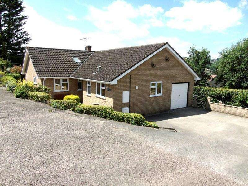 3 Bedrooms Bungalow for sale in Wesley Court, Whitecroft, Lydney