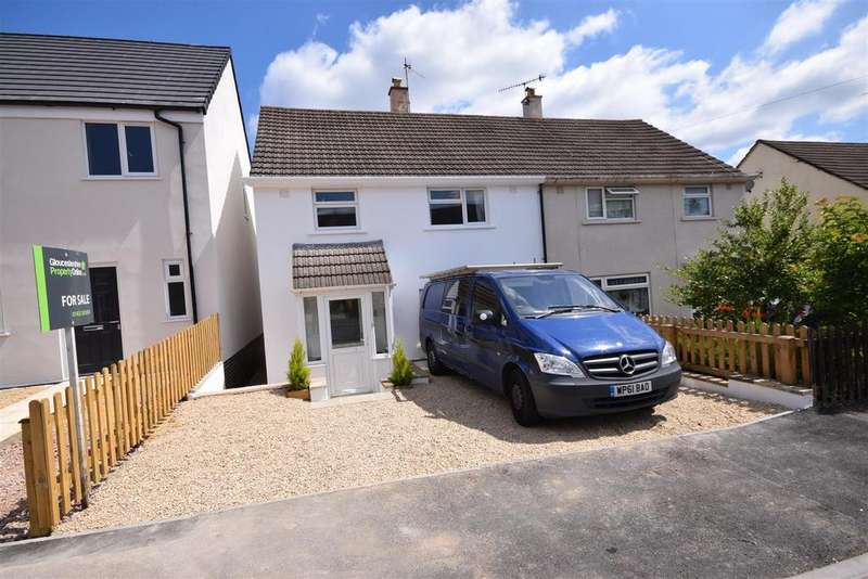 3 Bedrooms Semi Detached House for sale in Mosley Road, Stroud