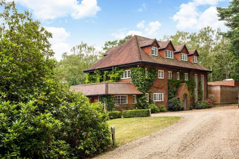 6 Bedrooms Detached House for sale in Swinley Road, Ascot