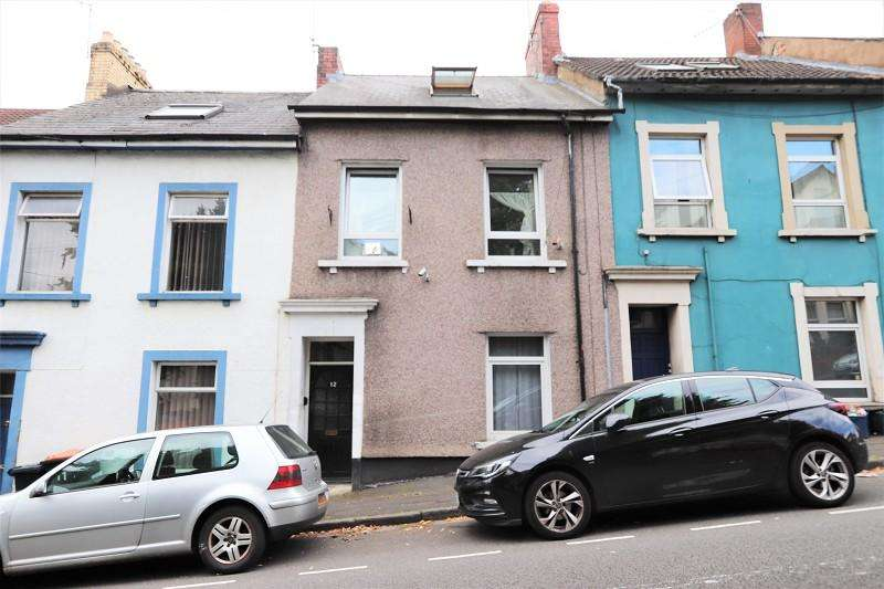 4 Bedrooms Terraced House for sale in Caerau Road, Newport. NP20 4HL