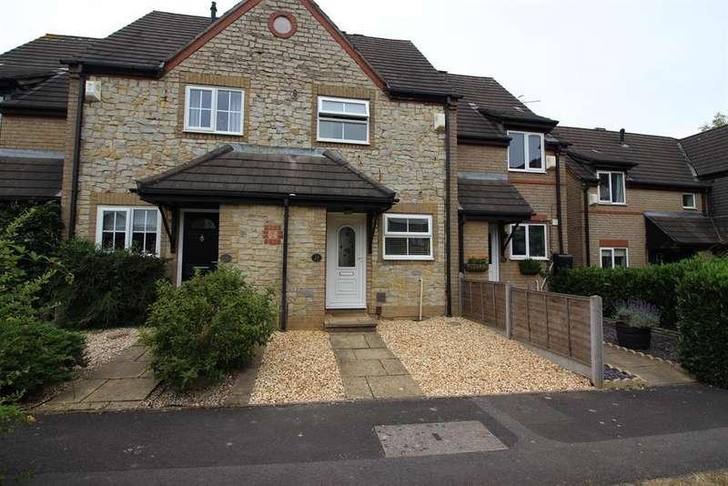 2 Bedrooms Terraced House for sale in Hay Leaze, Yate, Bristol, BS37 7YJ