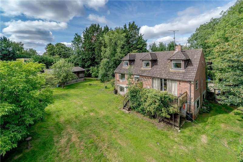 4 Bedrooms Detached House for sale in Loddon Drive, Wargrave, Reading, Berkshire, RG10