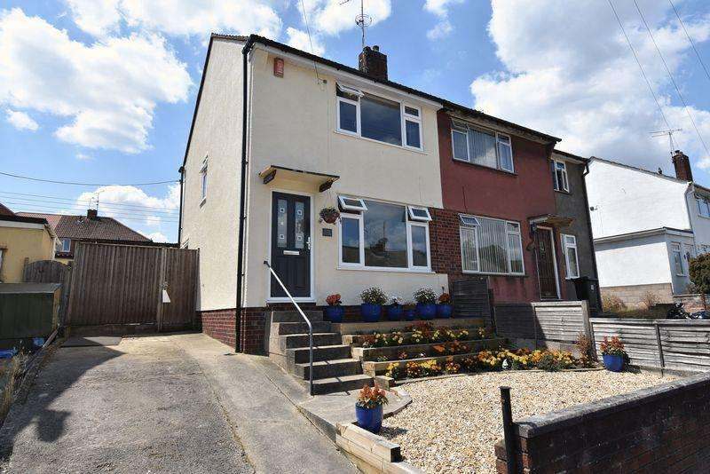 2 Bedrooms Semi Detached House for sale in Fairlyn Drive Kingswood