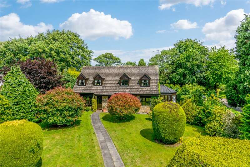 4 Bedrooms Detached House for sale in Arbor House, Follifoot Lane, Spofforth, Harrogate