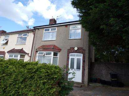 3 Bedrooms End Of Terrace House for sale in Cecil Avenue, Bristol, Somerset
