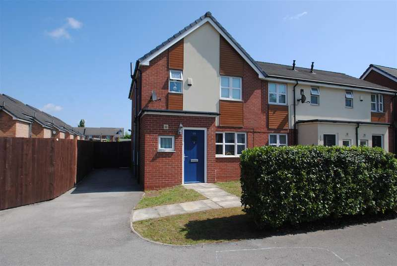 3 Bedrooms End Of Terrace House for sale in Lockfield, Central Runcorn, Runcorn, WA7