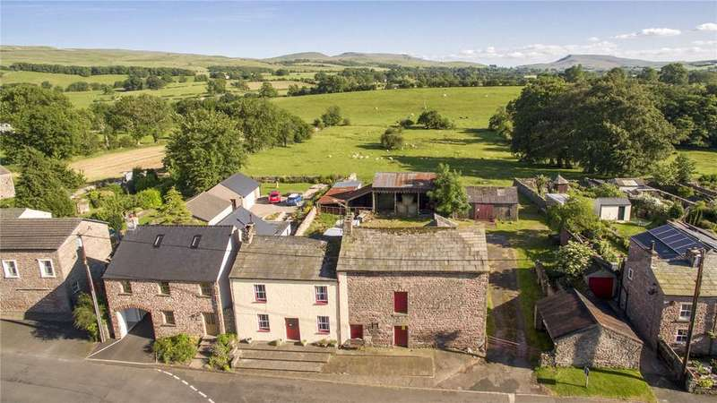 3 Bedrooms Detached House for sale in Hill House, Winton, Kirkby Stephen, Cumbria