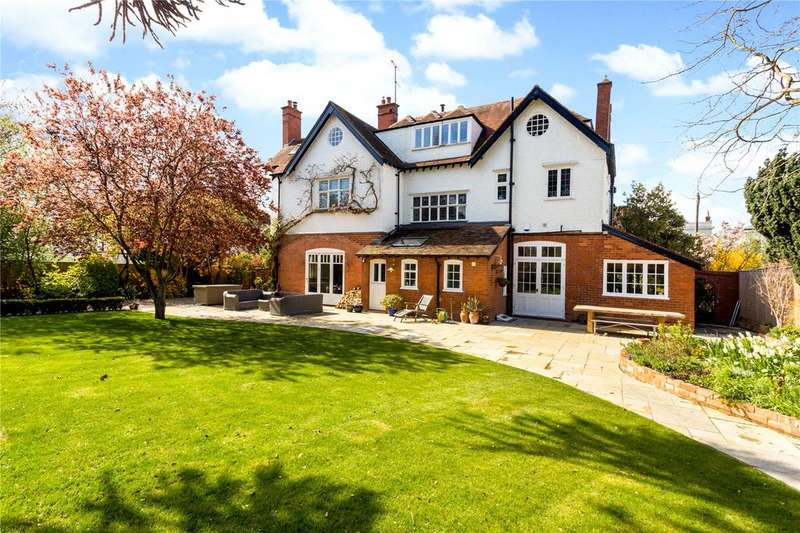 6 Bedrooms Detached House for sale in Old Bath Road, Cheltenham, Gloucestershire, GL53