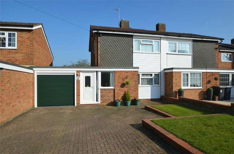 3 Bedrooms Semi Detached House for sale in Hitchin Lane, CLIFTON, Bedfordshire