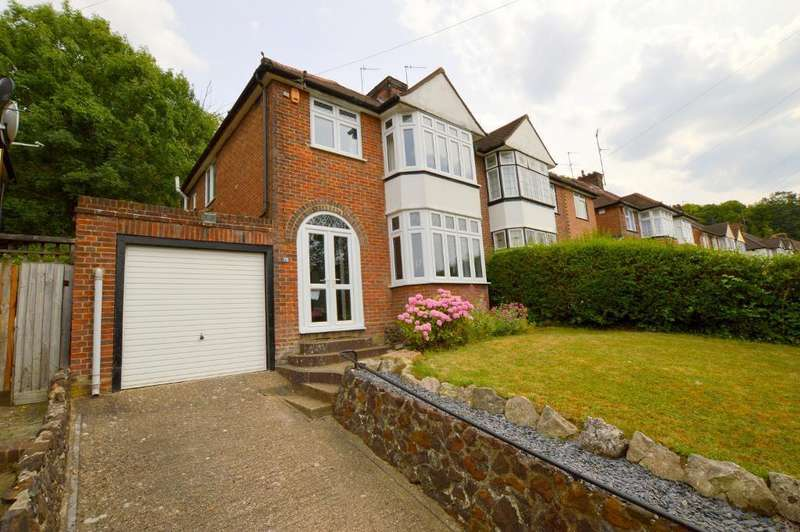 3 Bedrooms Semi Detached House for sale in Wardown Crescent, Old Bedford Road Area, Luton, Bedfordshire, LU2 7JT