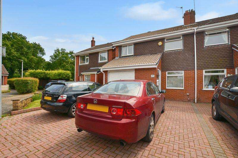 3 Bedrooms Semi Detached House for rent in Backford Close, Runcorn