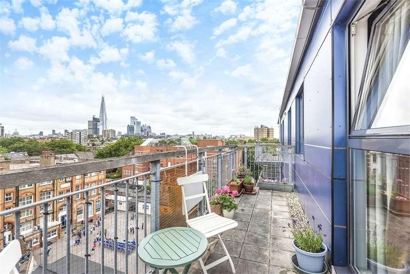 2 Bedrooms Flat for sale in Laurel Apartments, London, SE17