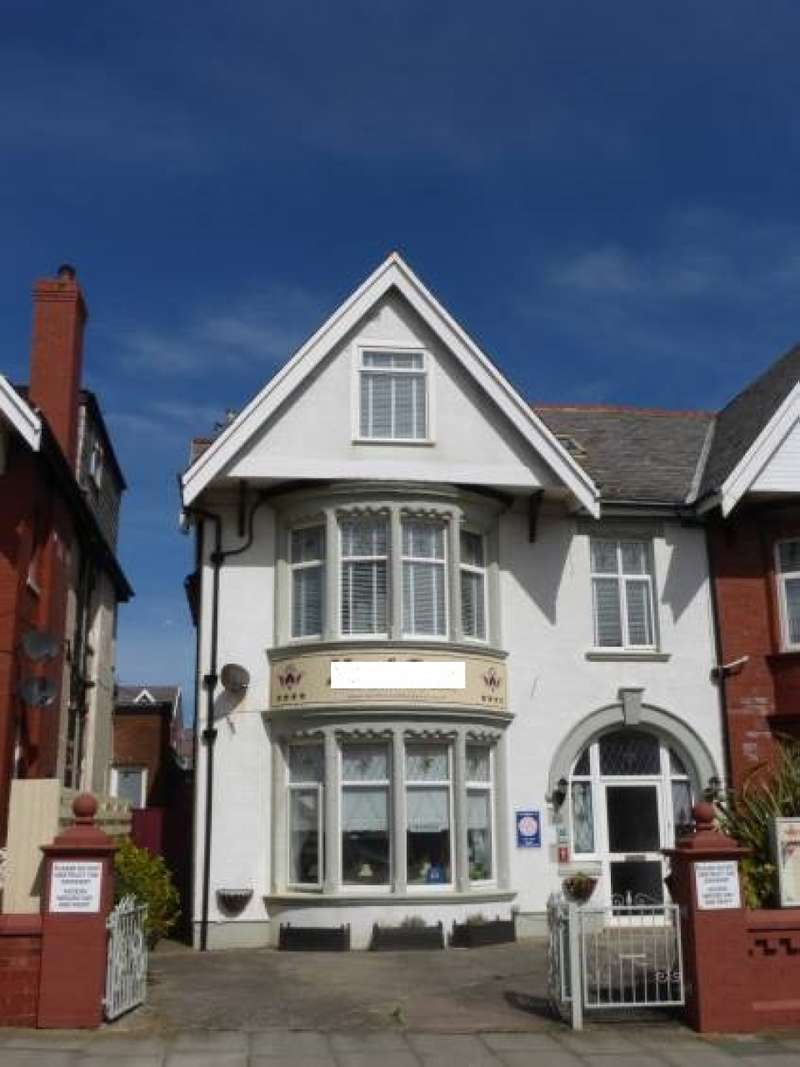 7 Bedrooms Hotel Gust House for sale in North Crest Hotel, King Edward Avenue, Blackpool
