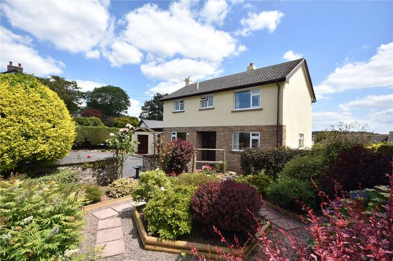 3 Bedrooms Detached House for sale in Rectory Road, Dolton, Winkleigh, Devon, EX19
