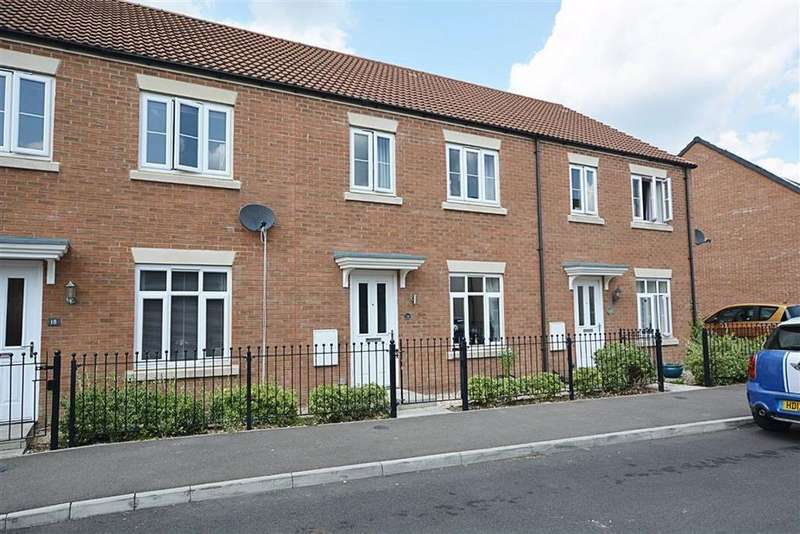 3 Bedrooms Terraced House for sale in Sealand Way, Kingsway