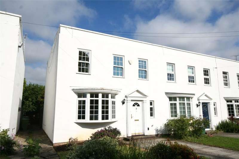 3 Bedrooms Town House for sale in Skillicorne Mews, Queens Road, Cheltenham, GL50