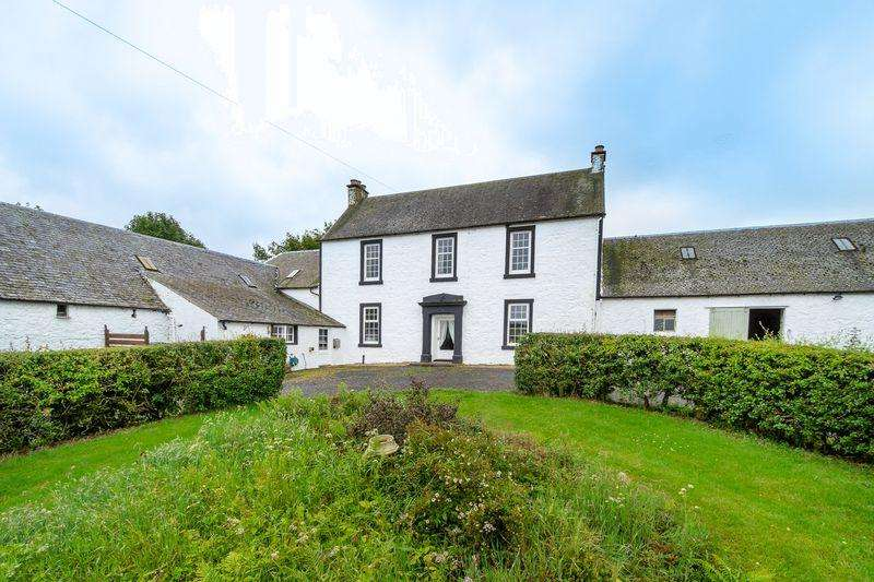 3 Bedrooms Country House Character Property for sale in Cairnhill Farm, by Galston KA4 8ND