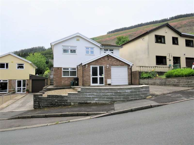 4 Bedrooms Detached House for sale in Cwm Alarch, Mountain Ash, CF45 3DR