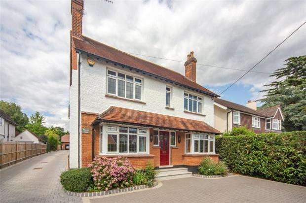 5 Bedrooms Detached House for sale in Cherry Tree Road, Farnham Royal