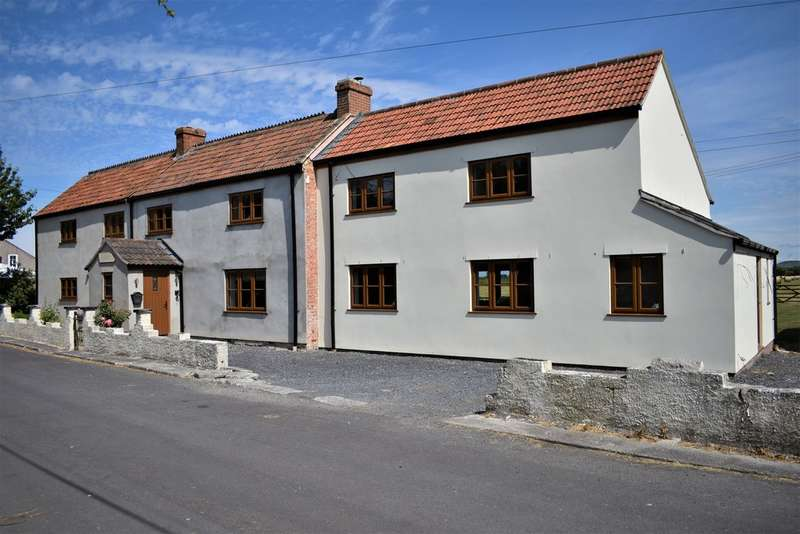 6 Bedrooms Cottage House for sale in Withy Road, East Huntspill