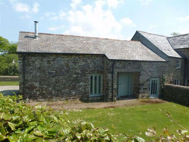 1 Bedroom Semi Detached House for rent in Egloskerry, Launceston, Cornwall, PL15