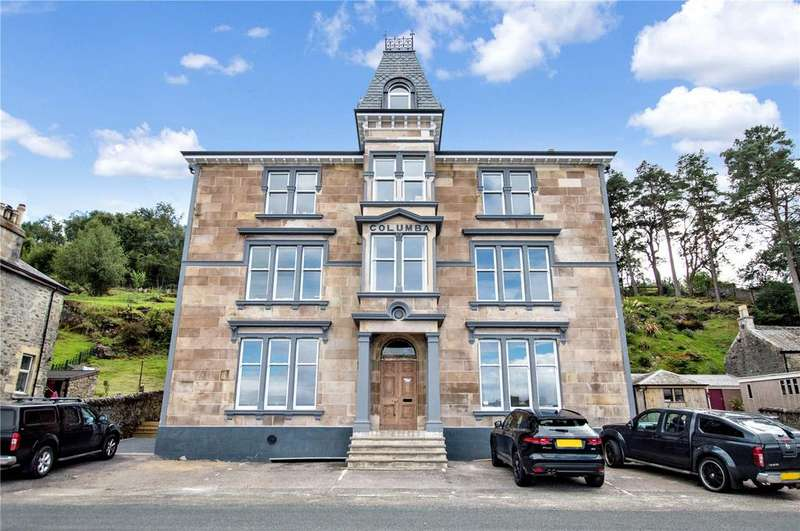 2 Bedrooms Flat for sale in Flat 1, Columba House, Pier Road, Tarbert, PA29