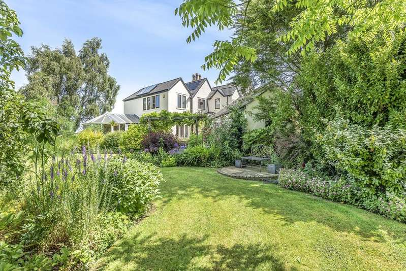 5 Bedrooms Detached House for sale in Norton Lane, Whitchurch, Bristol, BS14 0BU