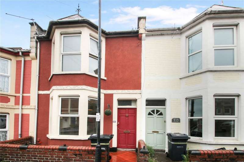3 Bedrooms Terraced House for sale in Ashfield Road, Bedminster, Bristol, BS3