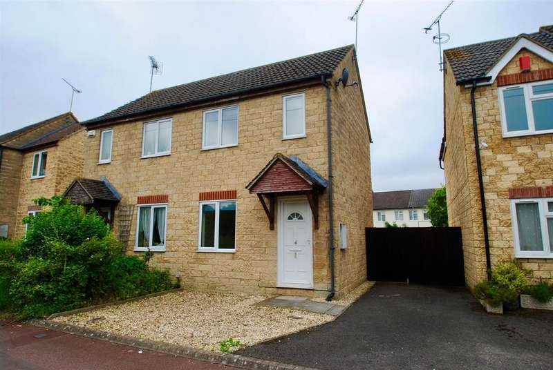 1 Bedroom Semi Detached House for sale in The Twenties, Siddington, Cirencester