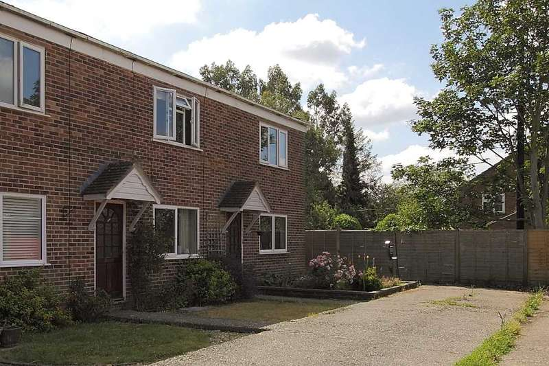 2 Bedrooms Apartment Flat for sale in Crossways, Whitchurch