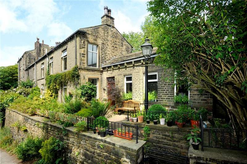2 Bedrooms Terraced House for sale in Ringston Cottage, Scar Bottom Lane, Greetland
