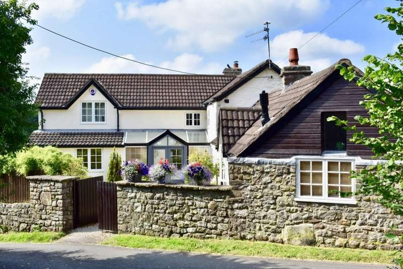 4 Bedrooms Cottage House for sale in The Glyn, Devauden