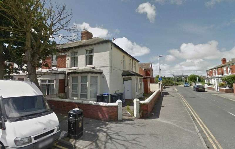 11 Bedrooms Flat for sale in St Heliers Road, Blackpool