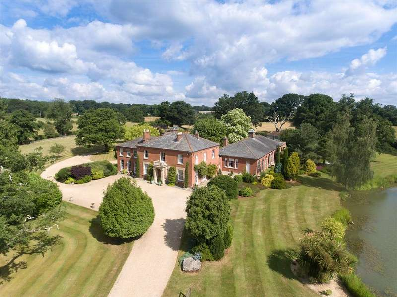 5 Bedrooms Equestrian Facility Character Property for sale in Cadnam Lane, Cadnam, Southampton, Hampshire, SO40