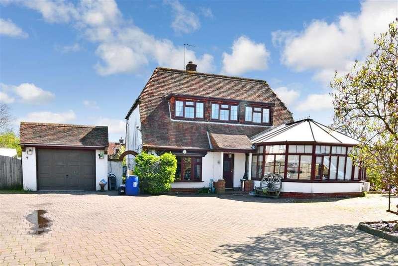 4 Bedrooms Detached House for sale in Margate Road, , Herne Bay, Kent