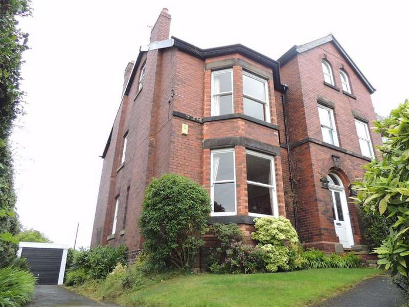 5 Bedrooms Semi Detached House for sale in Station Road, Marple, Stockport
