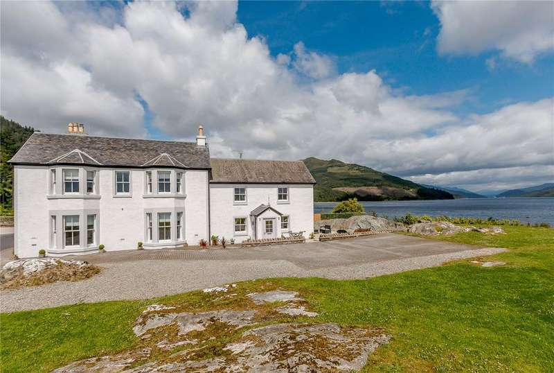 4 Bedrooms House for sale in Ardentinny, Dunoon, Argyll